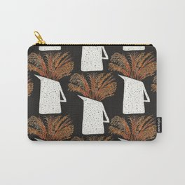 Autumn Still Life with Pampas Grass Carry-All Pouch