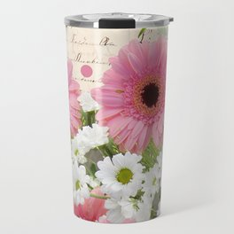 Bonanza of Flowers Travel Mug