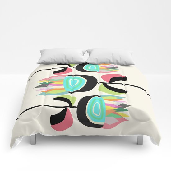 Joyful Plants Comforters