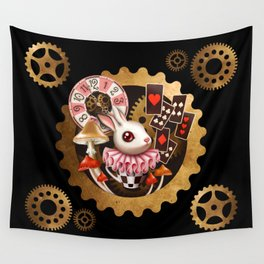 Bunny Time Wall Tapestry