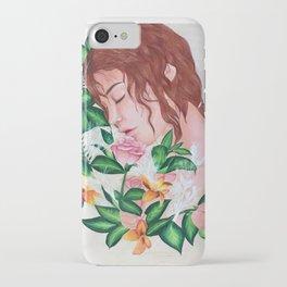 Nature Nurturing Mankind iPhone Case