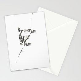 Psychopath Stationery Cards