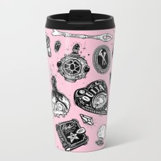 Witchy  Metal Travel Mug