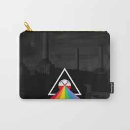 Floydian collage PinkFloyd Carry-All Pouch