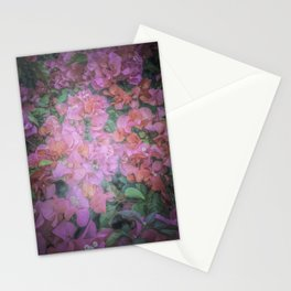 Flower Flowers Stationery Cards