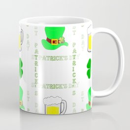 Luck Of The Irish Coffee Mug