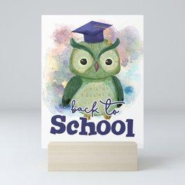 Back To School Mini Art Print