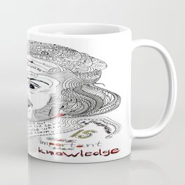Einstein Coffee Mug