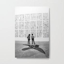 Appreciation Metal Print