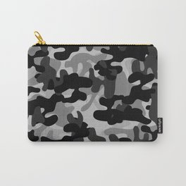 Camouflage (Gray) Carry-All Pouch
