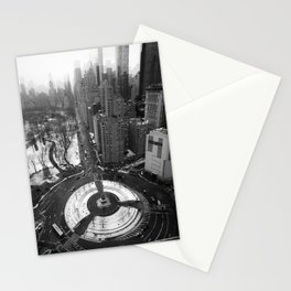 Fifty Ninth Street Freeze-Out    Stationery Cards