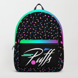 Puffs - Square Sequenced Backpack