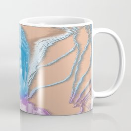 Glitch Buddha Coffee Mug