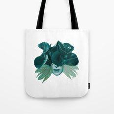 Green Lady, la vie Tote Bag