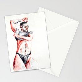 Lazy / Perezoso Stationery Cards