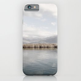 Lake Of Tranquility iPhone Case