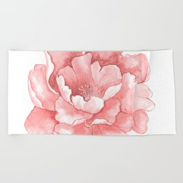 Beautiful Flower Art 21 Beach Towel