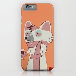 Genet Gentleman Albino iPhone Case