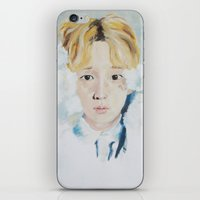 key iPhone & iPod Skins featuring Key  by Mika Codner