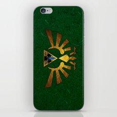 Tri Force of Zelda iPhone & iPod Skin