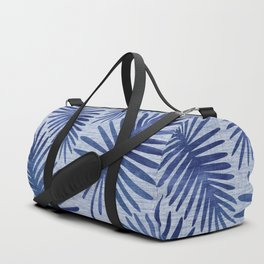 Mid Century Meets Mediterranean - Tropical Print Duffle Bag