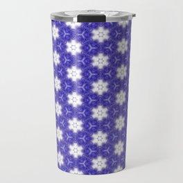 Purple Passion Pattern 9 Travel Mug