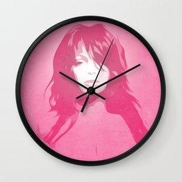 Janet Jackson - Pop Art Wall Clock