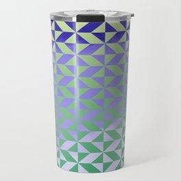 Magic Vibrations (Green) Travel Mug