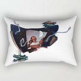 Junket | Collage Rectangular Pillow