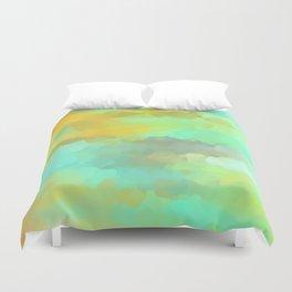 Sunset Water Duvet Cover