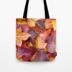Autumn's Carpet Tote Bag