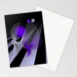go violet -10- Stationery Cards