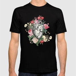 Roses for her Heart T-shirt