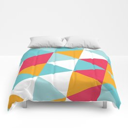 Tropical Triangles Comforters