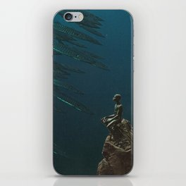 Underwater Moonlight iPhone Skin