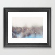 the magic ... Framed Art Print