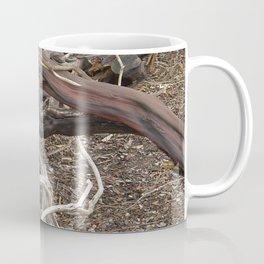 TEXTURES - Manzanita in Drought Conditions #3 Coffee Mug