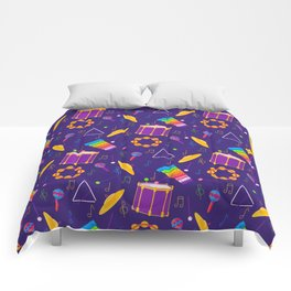 Percussion Comforters