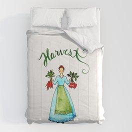 Harvest Girl Comforters