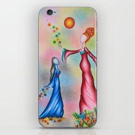 I Aspire To Be Like You iPhone Skin