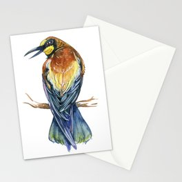 Bee Eater Stationery Cards