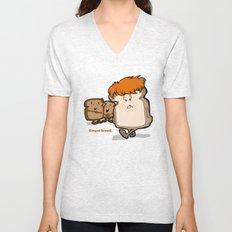 Ginger Bread Unisex V-Neck