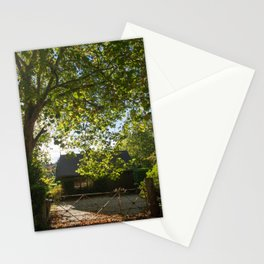 Bebeah Gardens, Mount Wilson, Blue Mountains, Sydney Stationery Cards