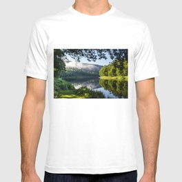 The River's Reflection T-shirt