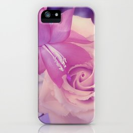 Romance iPhone Case
