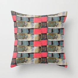 pink dots no2 Throw Pillow
