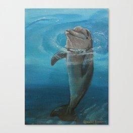 NC Beach Inspired 6 Canvas Print