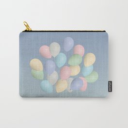 Balloons bouquet Carry-All Pouch