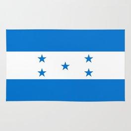 Flag: Honduras Rug