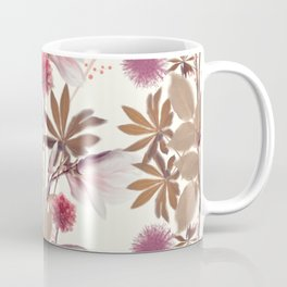 seamless floral pattern  . Endless texture for your design Coffee Mug